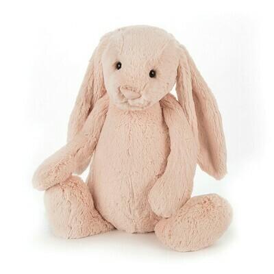 Bashful Blush Bunny Large