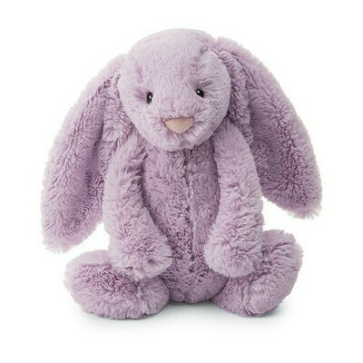 Bashful Lilac Bunny Med