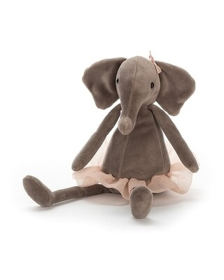 Dancing Darcy Elephant Small
