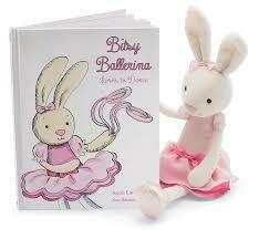 Bitsy Ballerina Book