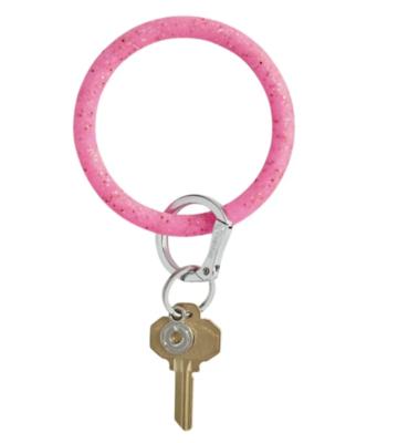 Tickled Pink Confetti Big O