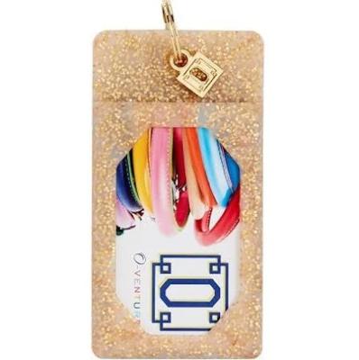 ID Case Gold Confetti