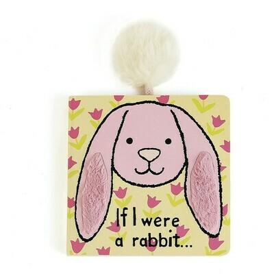 If I Were A Rabbit (Pink)