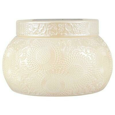 Santal Vanille Embossed Chawan Bowl
