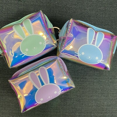 Easter Change Purse