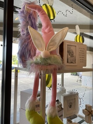Bunny Rainbow Gnome