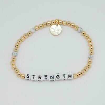 Strength- Gold Filled