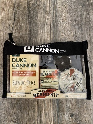 Bourbon Beard Kit
