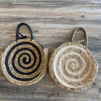 Large Spiral Tote