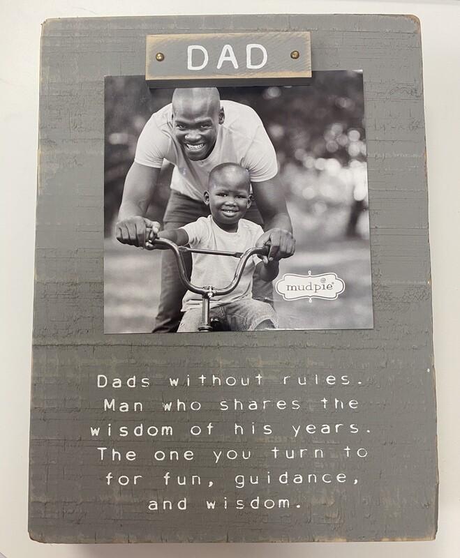 Dad Block Frame