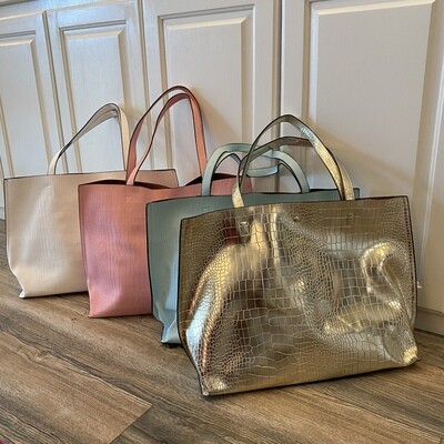 SS Leather Tote