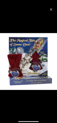 The Magical Tale of Santa Dust Book
