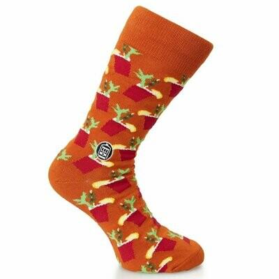 Bloody Mary Sock