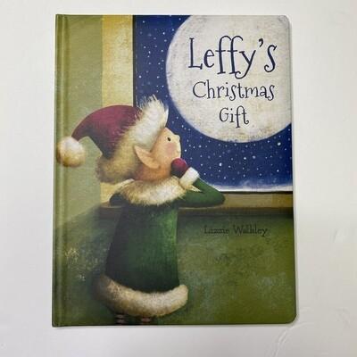 Leffy's Christmas Book