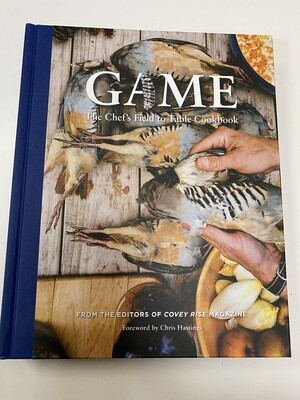 Game -The Chef's Field to Table Cookbook