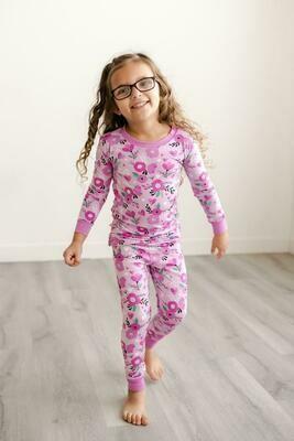 Sweetheart Floral 2 Piece Pajama