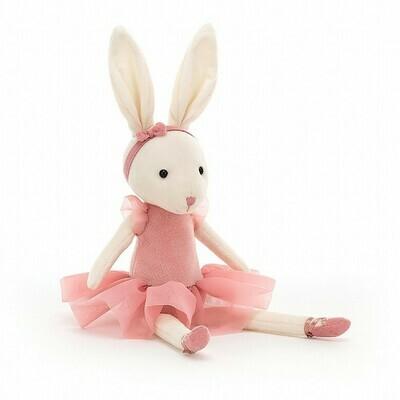 Pirouette Rose Bunny