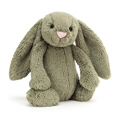 Bashful Fern Medium Bunny