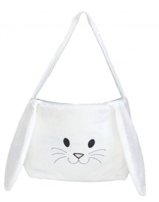 Bunny Plush Easter Basket
