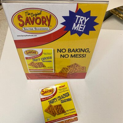 Savory Seasoning Original Packet
