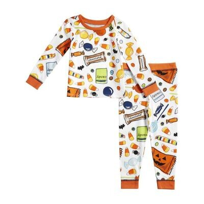 Halloween Candy Pajamas