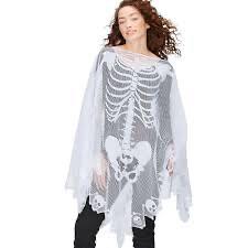 Halloween Lace Poncho