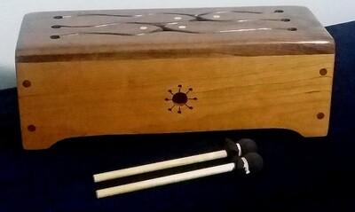 Small Aztec Tone Drum