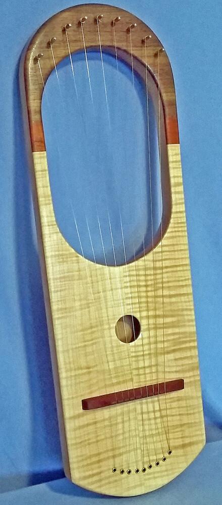 Viking Lyre (9-String)