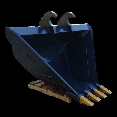 Excavator Trapezoid Bucket