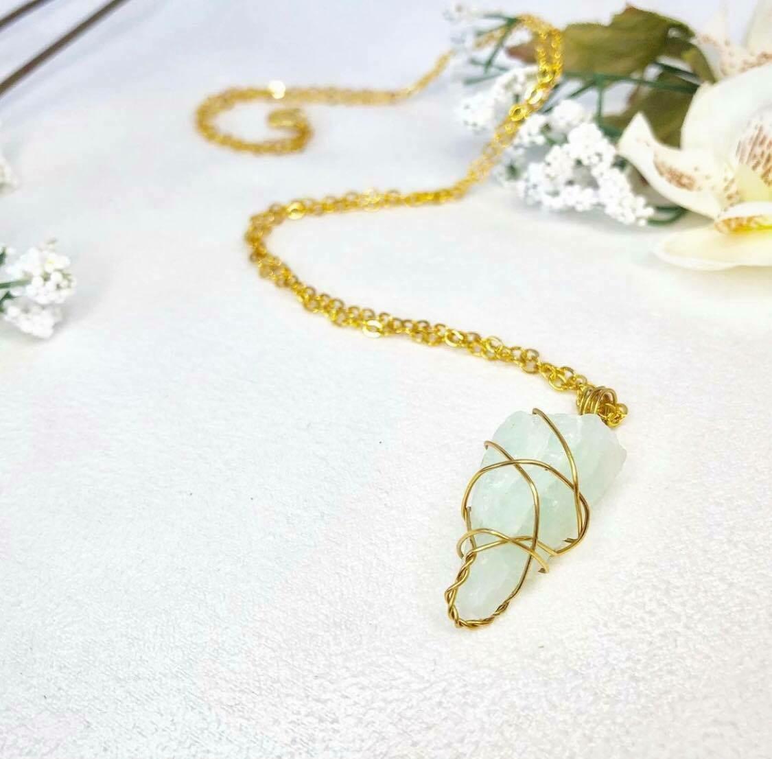 Custom Crystal Necklace