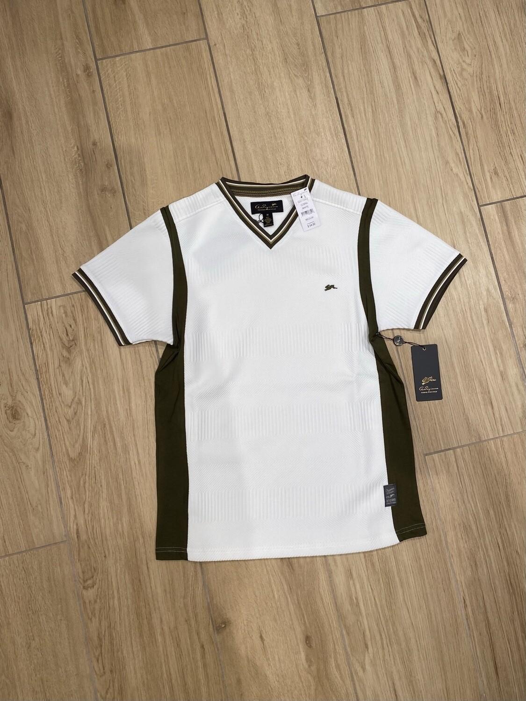 A.TIZIANO - COBRA | Men's Short Sleeve Crew Neck T-Shirt