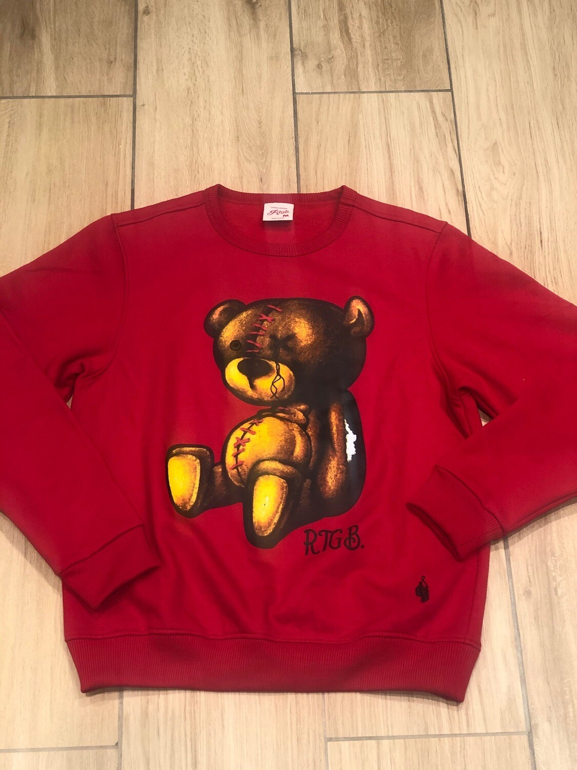 "Red Tag ""Pencil Bear""Ted"