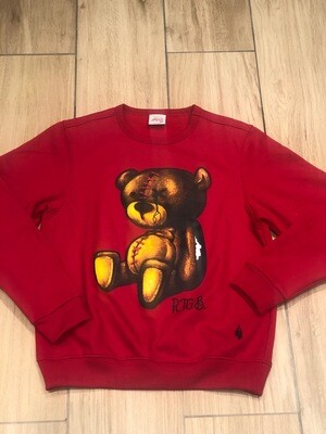 """Red Tag """"Pencil Bear""""Ted"""