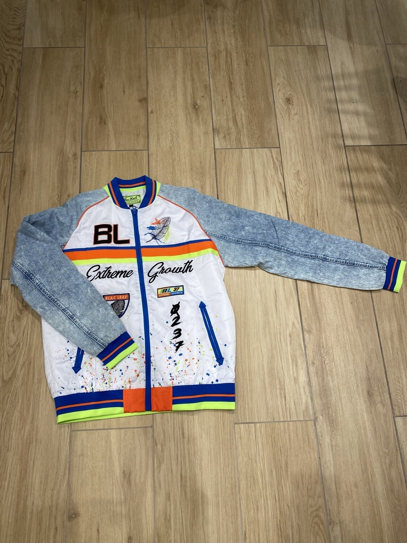 Blac Leaf - Riding Fresh Bomber Jacket