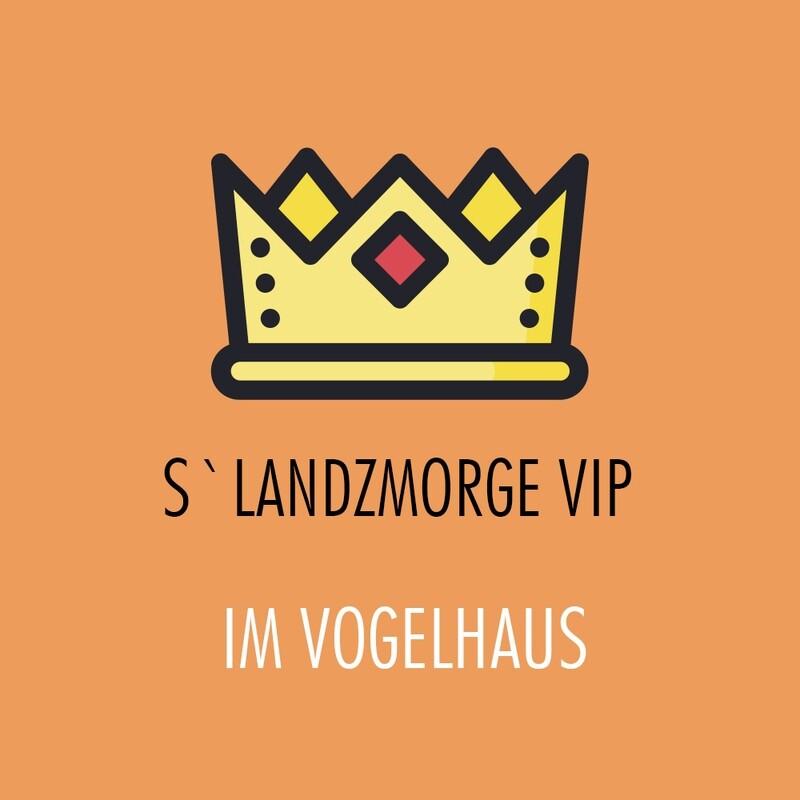 S`LANDZMORGE VIP | DONNERSTAG | 06.05.21