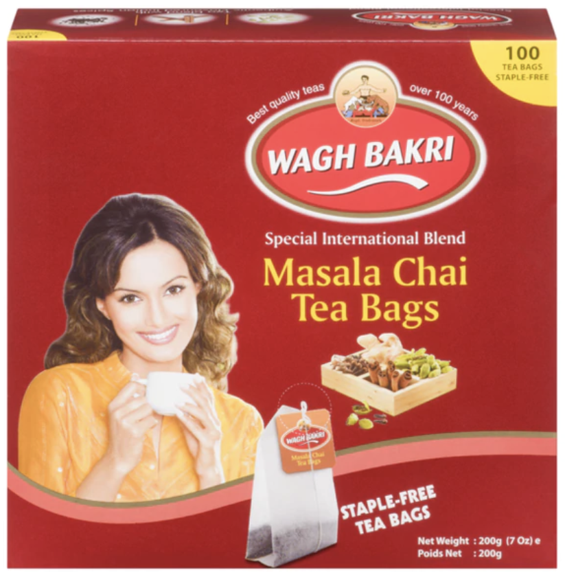 Masala Chai 100 Tea Bags