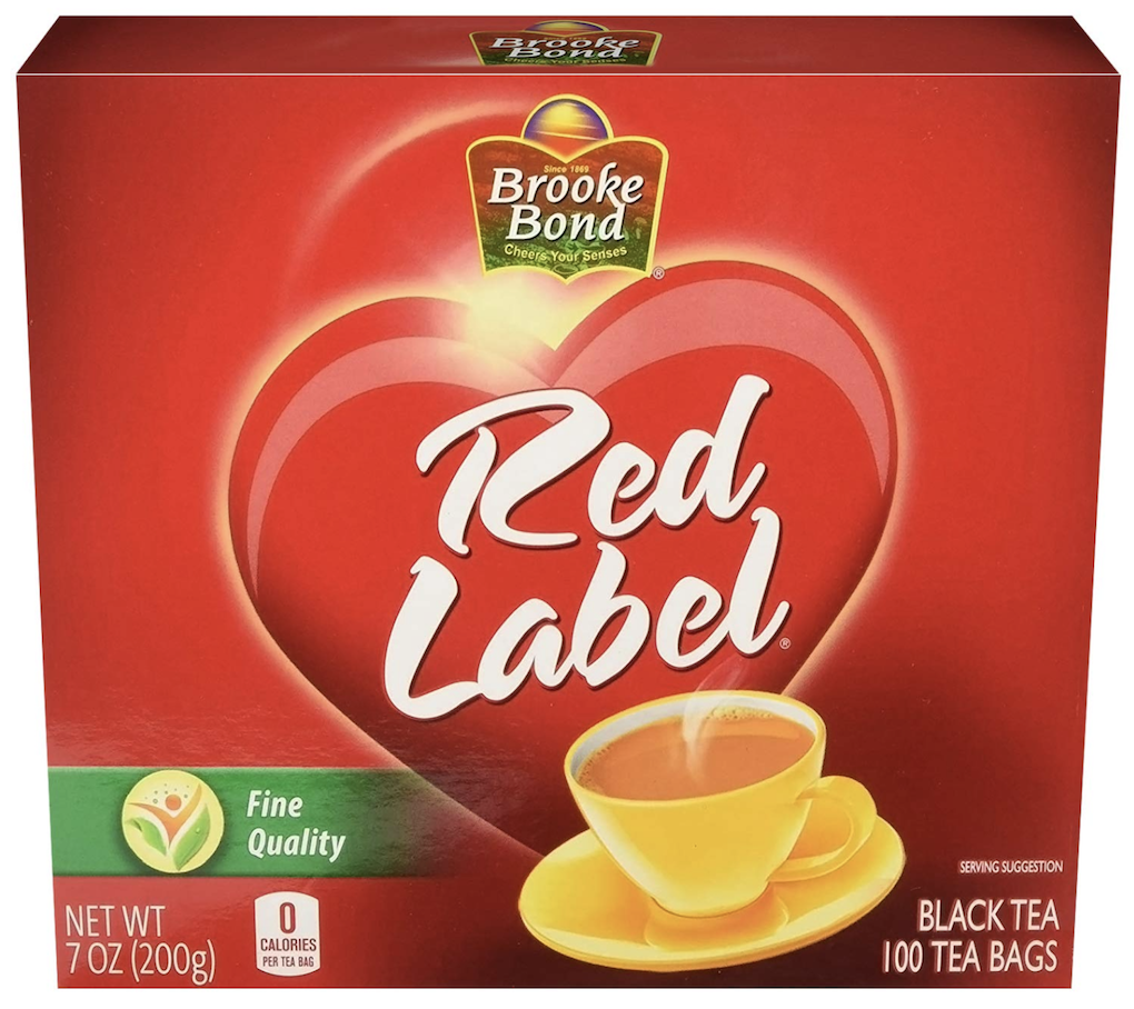 BB Red label tea bags 200g x 100tb