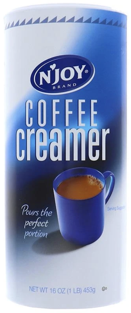Njoy Coffee Creamer 453g