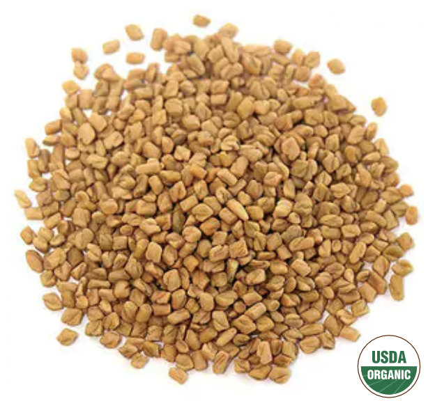 Fenugreek or helba seeds