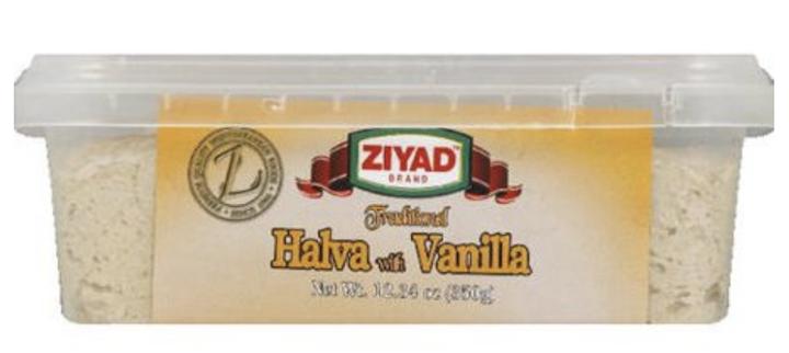 Halva W/vanila Sesame Fudge 700g