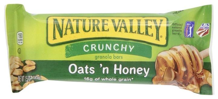 NV Crunchy Oats 'n Honey bar 42g