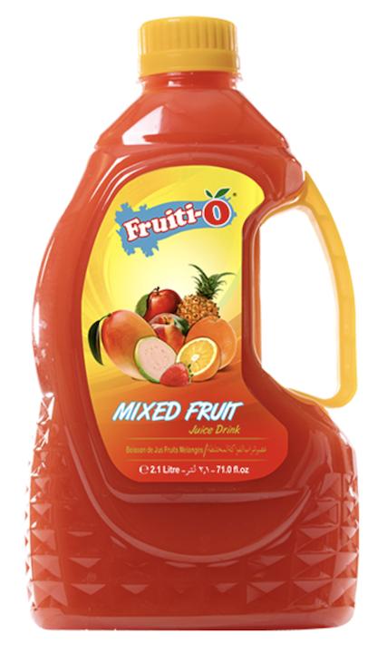 Fruiti-O Mixed Juice Drink 2.1L