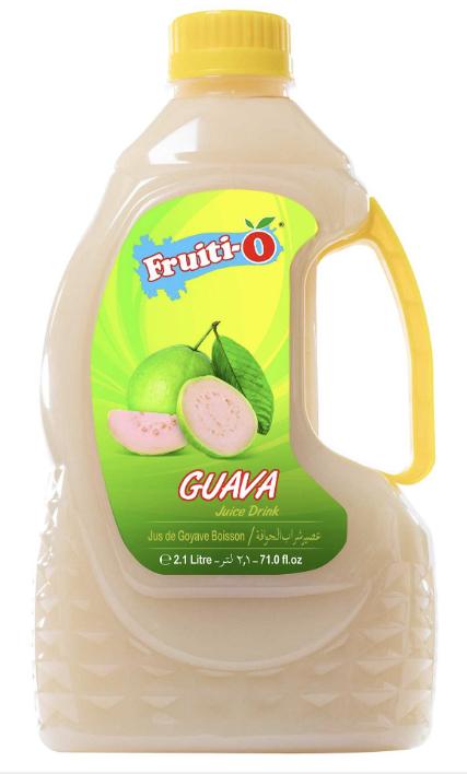 Fruiti-O Guava Juice Drink 2.1L