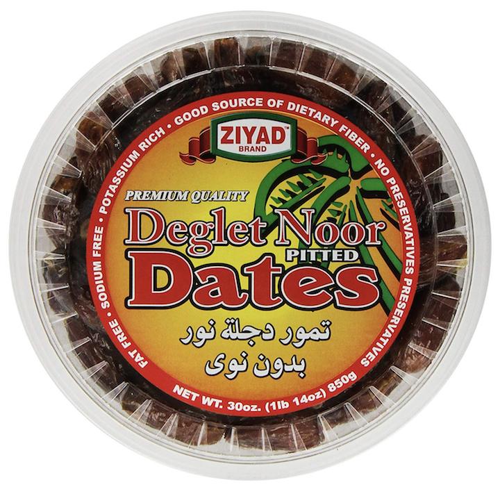 Dates Tunisian Deglet Noor ተምር 850g