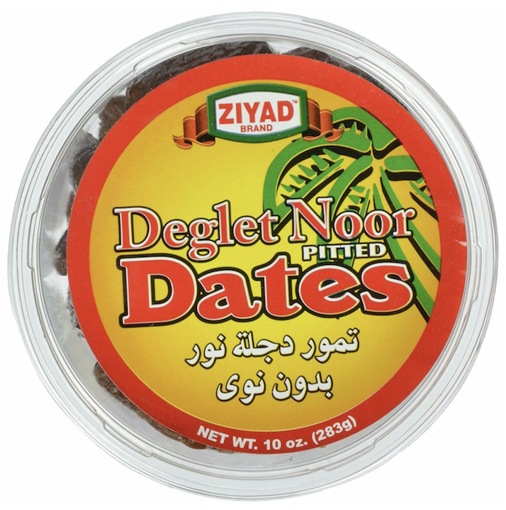 Dates Tunisian Deglet Noor ተምር 283g