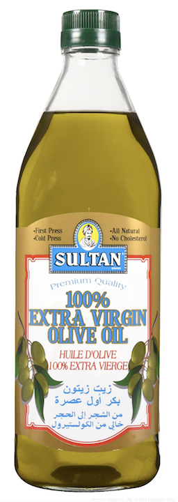 Sultan 100% extra virgin olive oil 1/2L