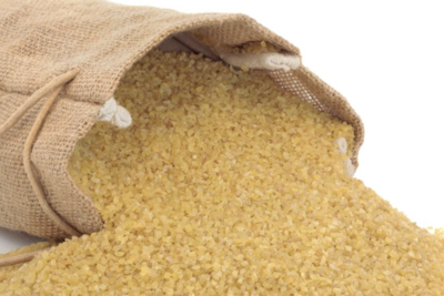 Cracked wheat #2M