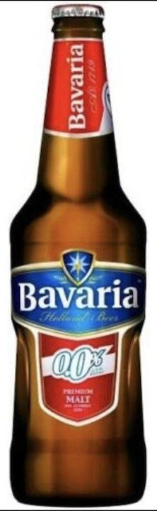 Bavaria Reg Malt Drink glass btl