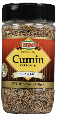 Cumin Seeds (ziyad)170g btl