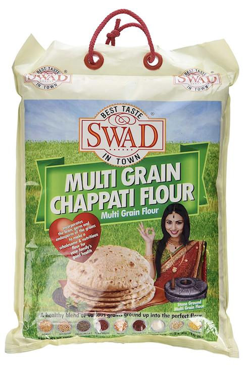 Multi Grain Chappati Flour ብዙ እህል